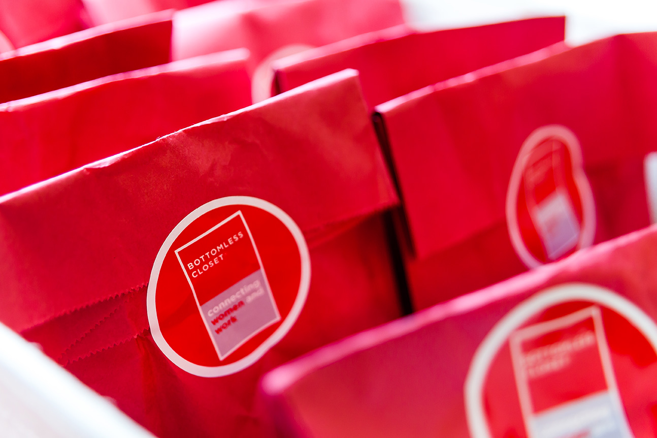 red bags